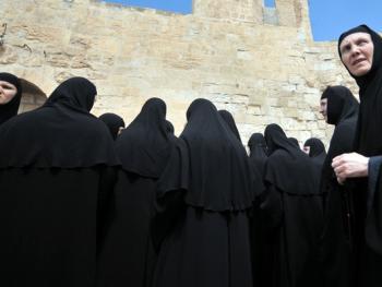 耶路撒冷圣经信仰者的仪式07