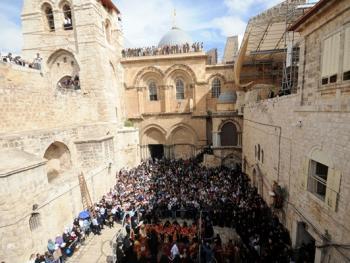耶路撒冷圣经信仰者的仪式08