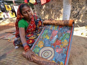 印度绘画村10