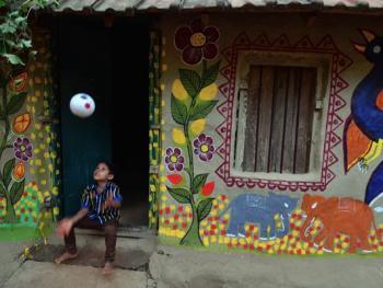 印度绘画村
