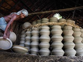 孟加拉制陶11