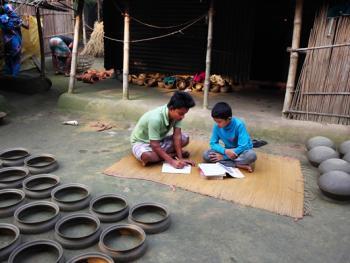 孟加拉制陶12