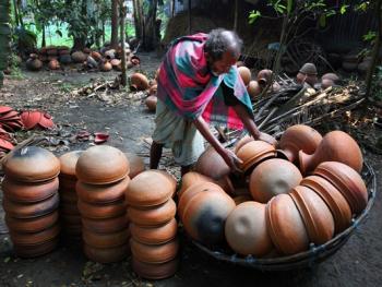 孟加拉制陶14