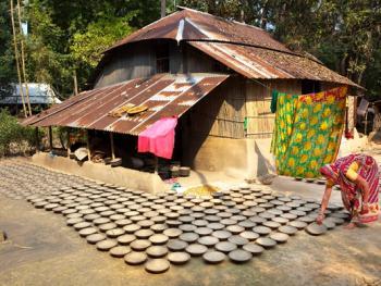 孟加拉制陶09