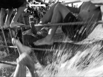 特茹河口的沙滩斗牛01