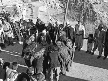 哈乌兰门的库尔德人10