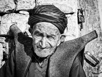 哈乌兰门的库尔德人14