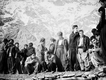 哈乌兰门的库尔德人