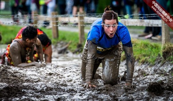新西兰基督城泥地赛跑