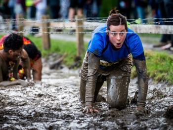 新西兰基督城泥地赛跑06