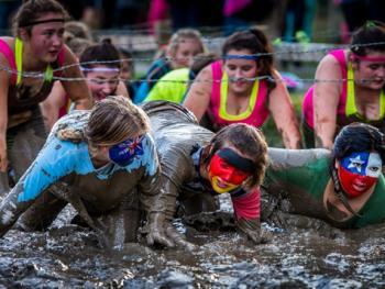 新西兰基督城泥地赛跑09