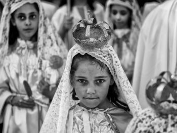 葡萄牙人的宗教庆典