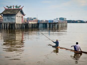 印尼挖蛤蜊14