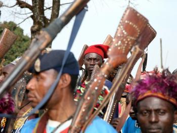 喀麦隆恩贡节11