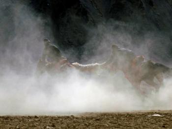 塔什库尔干叼羊12