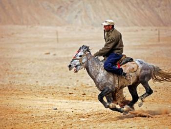 塔什库尔干叼羊03