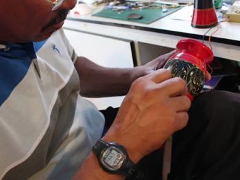 马尔代夫漆器工艺12
