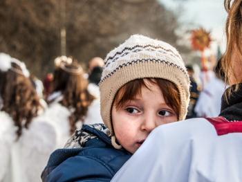 第比利斯耶稣诞生日庆典游行12