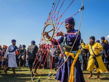 锡克教的霍拉莫哈拉节10
