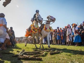 锡克教的霍拉莫哈拉节13