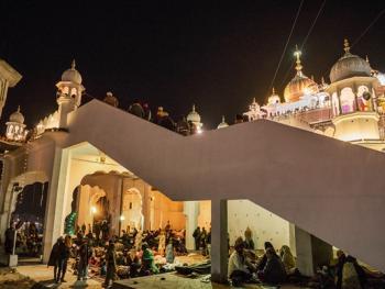 锡克教的霍拉莫哈拉节14