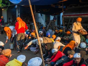 锡克教的霍拉莫哈拉节04
