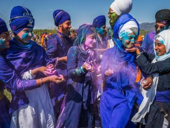 锡克教的霍拉莫哈拉节09