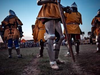 中世纪格斗竞技活动11