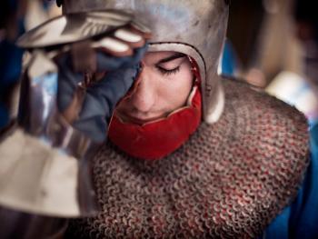 中世纪格斗竞技活动01