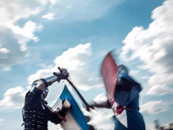 中世纪格斗竞技活动