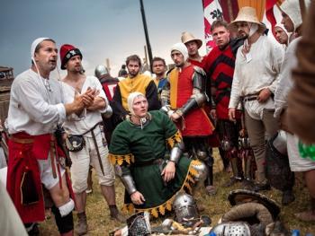 中世纪格斗竞技活动09