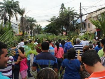 洪都拉斯复活节周