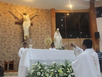 洪都拉斯复活节周03