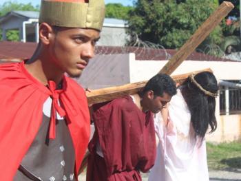 洪都拉斯复活节周05