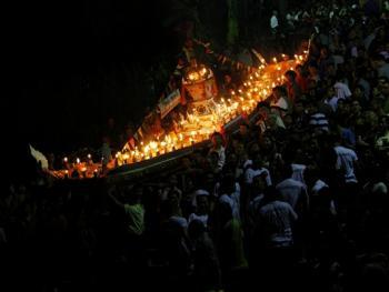 老挝水灯节07