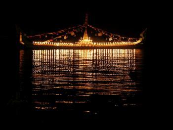 老挝水灯节08