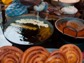 查瓦克巴扎的开斋饭市场11