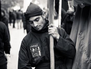 德黑兰的阿舒拉节11