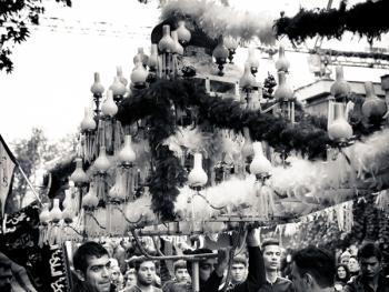 德黑兰的阿舒拉节