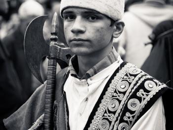 德黑兰的阿舒拉节05