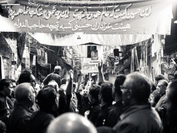 德黑兰的阿舒拉节08