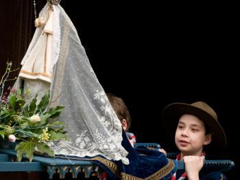 比利时各地的宗教游行13