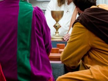 比利时各地的宗教游行01