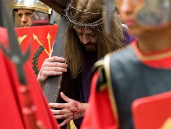 比利时各地的宗教游行06
