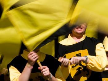 比利时各地的宗教游行09