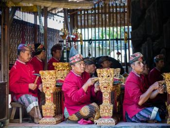巴厘岛的巴龙舞14