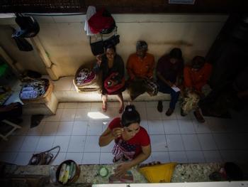 巴厘岛的巴龙舞04