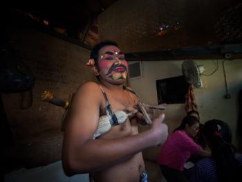 巴厘岛的巴龙舞09