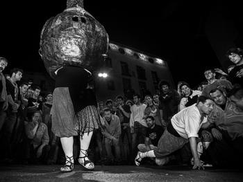 帕特姆节老鹰舞
