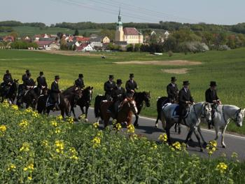 劳济茨地区索布人的节日11